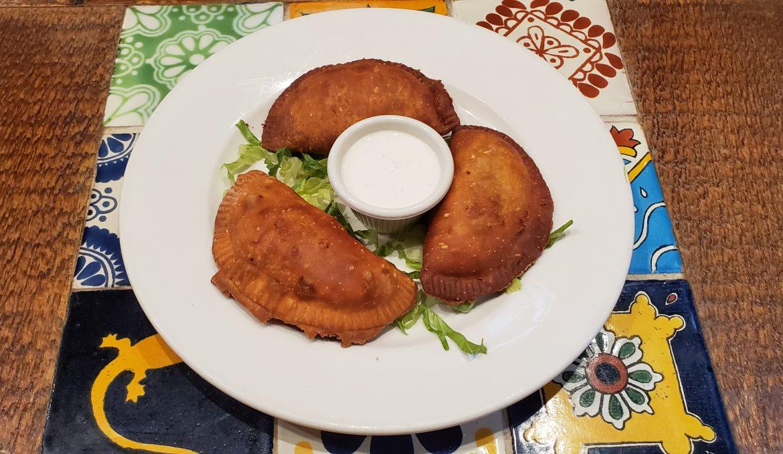 Homemade Yuca Empanadas